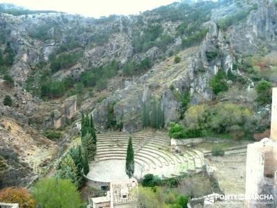 Cazorla - Río Borosa - Guadalquivir; la pinilla fin de año senderismo barcelona